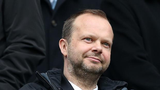 Manchester United's executive vice-chairman Ed Woodward has expressed his delight at the club's latest financial figures