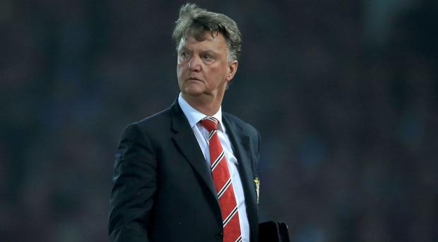 Louis van Gaal's side face an uphill battle to reach the Champions League