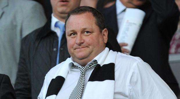 Newcastle owner Mike Ashley has written an open letter to the club's fans and staff