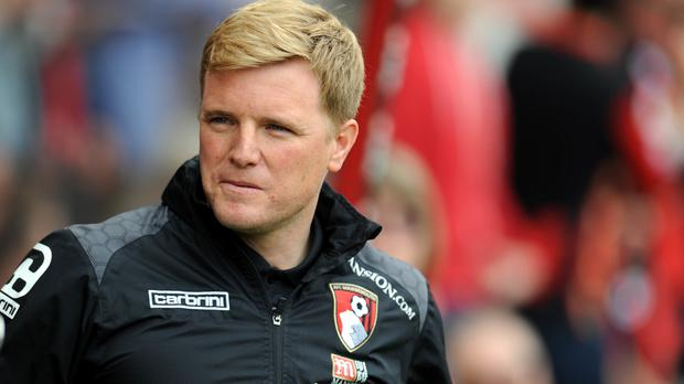 Bournemouth manager Eddie Howe is a big fan of Wayne Rooney