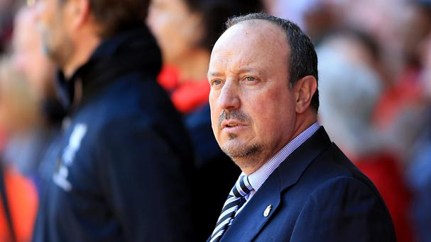 Newcastle want Rafael Benitez to stay on as manager