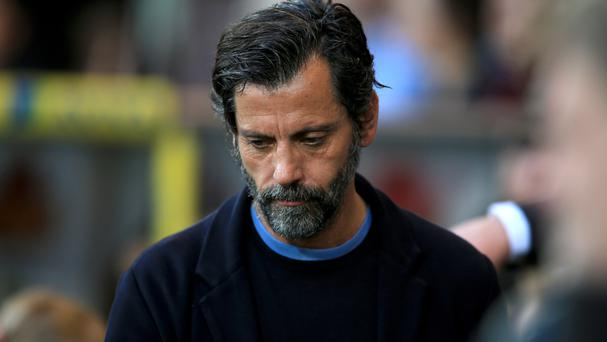 Quique Sanchez Flores is to leave Watford next month