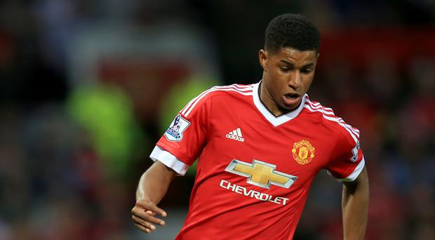 Marcus Rashford could be invited to train with England in the build-up to Euro 2016