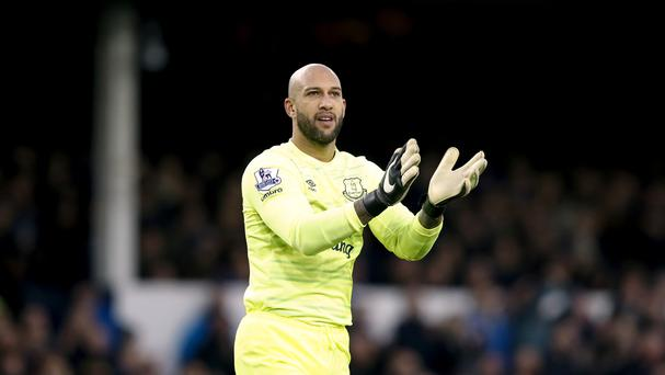 Tim Howard will bow out after a 10-year career at Everton