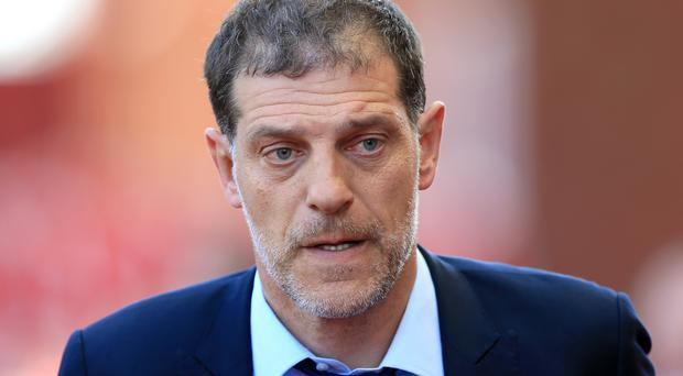 Slaven Bilic could not fault his West Ham side despite their 2-1 defeat at Stoke