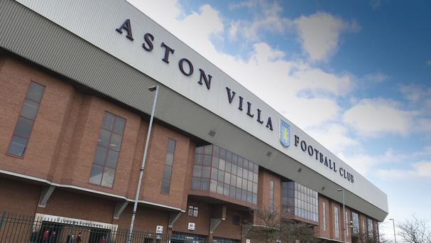 Could Villa Park be set for a new name?