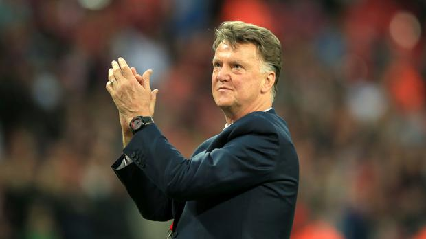 Manchester United manager Louis van Gaal is facing even more questions about his future