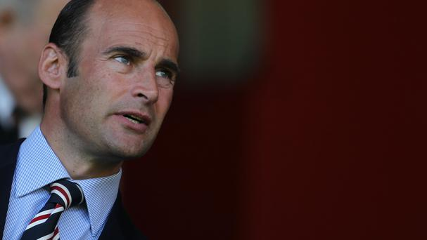 Martin Bain has become Sunderland's CEO