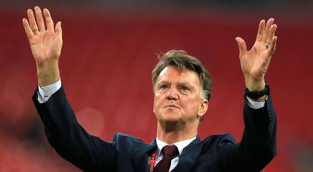 Louis van Gaal has been sacked despite delivering the FA Cup
