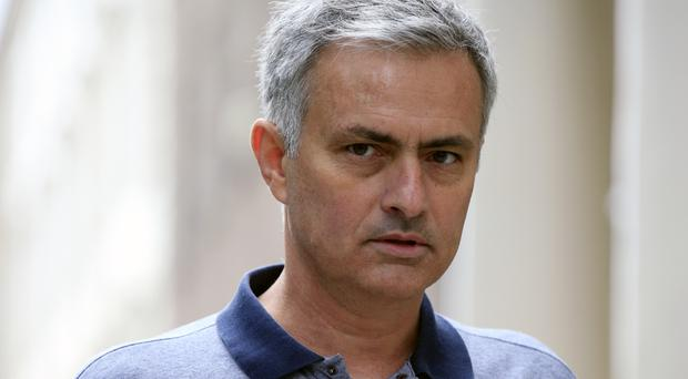 Jose Mourinho looks set to take over at Manchester United