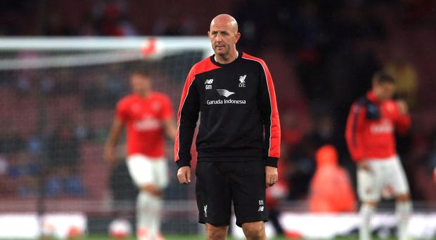 Gary McAllister was on Liverpool's coaching team last season
