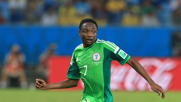 Ahmed Musa remains a target for Leicester