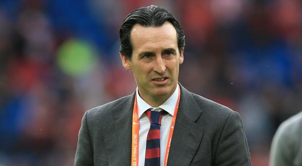 In-demand Sevilla manager Unai Emery is not on the market, according to the club's president.