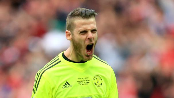 Jose Mourinho will need to convince David de Gea, pictured, his long-term future lies at Old Trafford