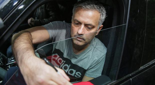 Jose Mourinho has spoken about his new job at Manchester United