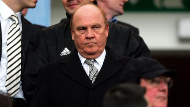 Former Newcastle chairman Freddy Shepherd, pictured, has backed the appointment of Rafael Benitez