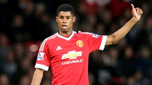 Manchester United striker Marcus Rashford has signed a new long-term contract