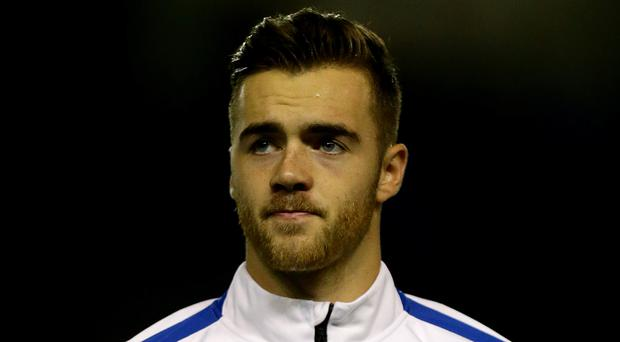 Calum Chambers has won three senior England caps