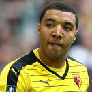 Watford striker Troy Deeney is reportedly a target for Tottenham