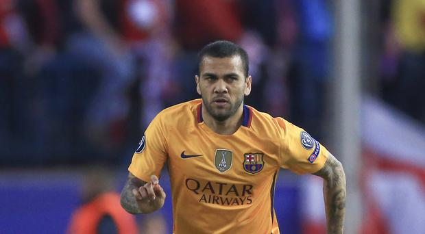 Daniel Alves is leaving Barcelona after eight years at the Nou Camp