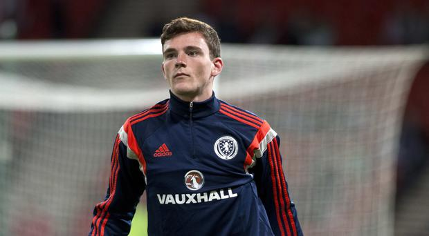 Scotland's Andrew Robertson reckons he has improved after registering 46 games in the Championship for Hull