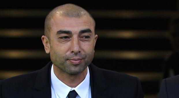 Roberto Di Matteo won the Champions League with Chelsea in 2012