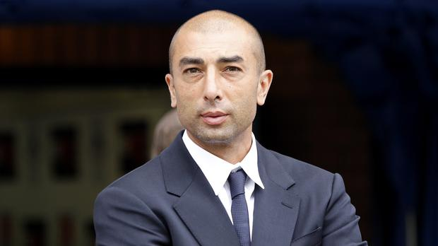 Roberto Di Matteo honoured to be Villa manager