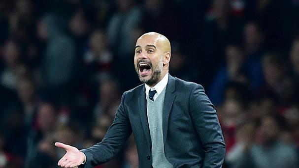 Pep Guardiola's first match as Manchester City manager will be against former club Bayern Munich.