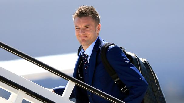 Jamie Vardy jetted off to Euro 2016 on Monday, but will he be on the move again this summer?