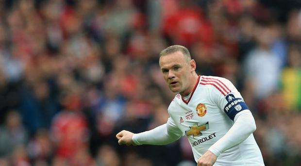 Wayne Rooney joined Manchester United from Everton in 2004.