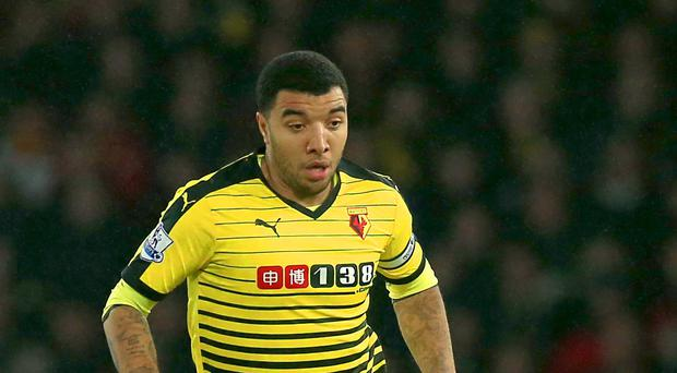 Troy Deeney wants to join Leicester