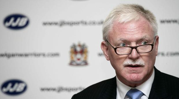 Ian Lenagan has been elected as the new chairman of the English Football League