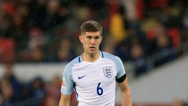 John Stones is a target for Manchester City