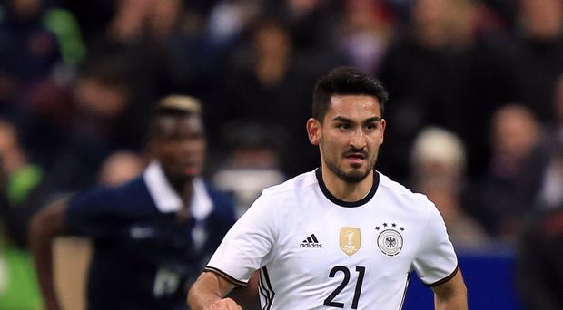 Ilkay Gundogan hopes to be fit for Manchester City early next season