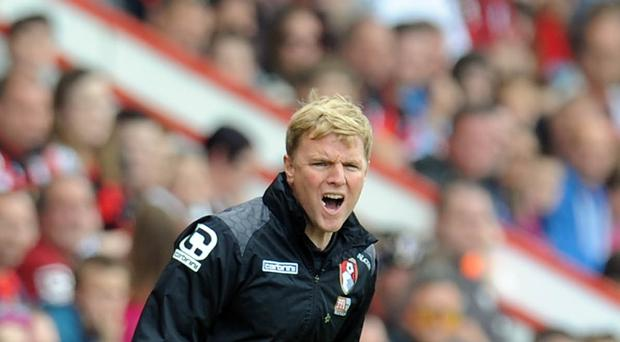Bournemouth's Eddie Howe is one of the favourites to become the next Southampton manager.