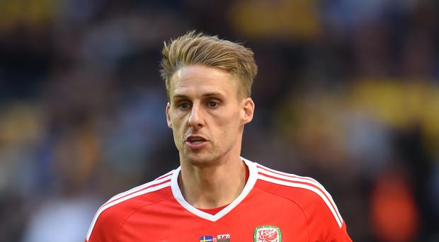 Wolves midfielder Dave Edwards has made 33 appearances for Wales