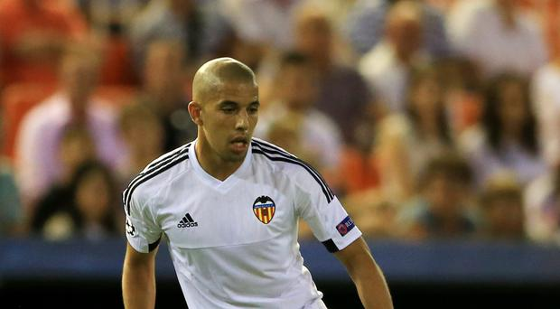Sofiane Feghouli will join West Ham on July 1