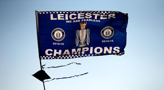Leicester are the defending Premier League champions