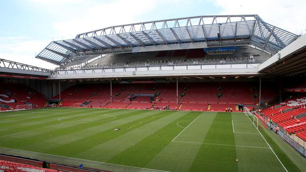 Liverpool are confident Main Stand renovations will be complete to host their first Premier League match on August 20.