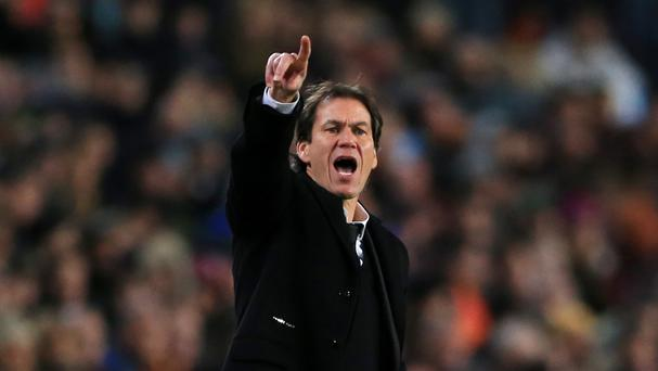 Rudi Garcia is unlikely to be the next Southampton manager