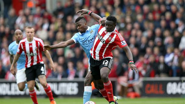 Southampton midfielder Victor Wanyama, pictured right, is set to have a medical at Tottenham
