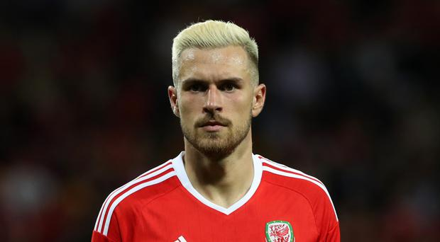 Aaron Ramsey is reportedly a target for Manchester United