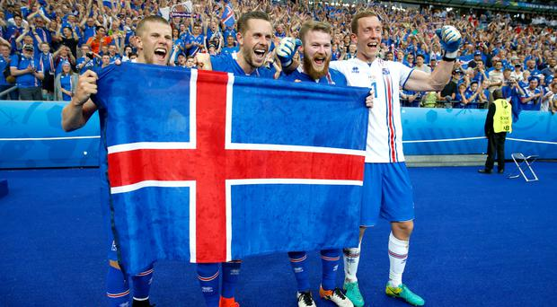 Iceland will fancy their chances at making the last-16