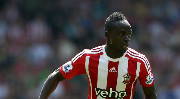 Sadio Mane is on the brink of completing his move to Liverpool