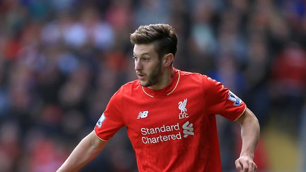 Adam Lallana has blossomed at Liverpool under Jurgen Klopp
