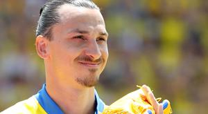 Zlatan Ibrahimovic is set to sign for Manchester United
