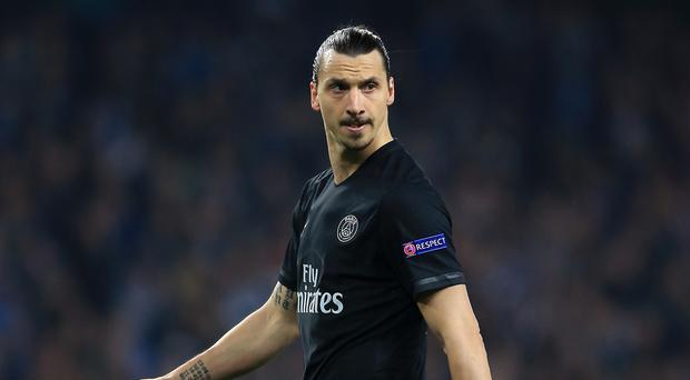 New Manchester United signing Zlatan Ibrahimovic has arrived expecting to win things at Old Trafford.