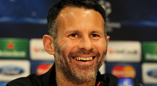 Ryan Giggs is one of Manchester United's favourite sons