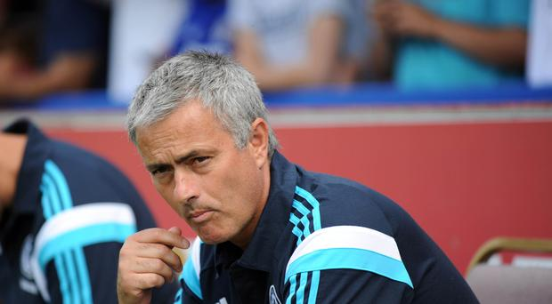 Jose Mourinho won three Premier League titles in his two spells at Chelsea