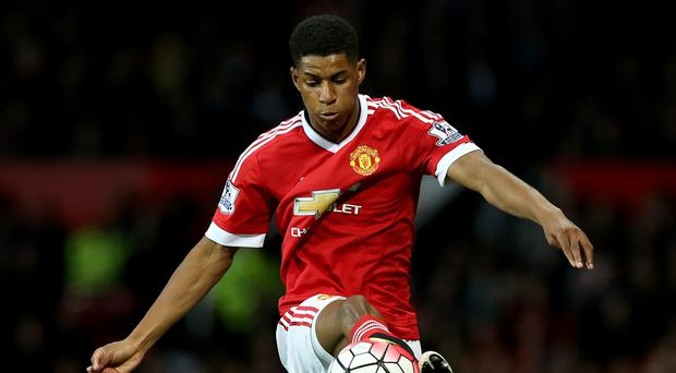 Marcus Rashford is part of an exciting crop of young talent Jose Mourinho will inherit at Manchester United